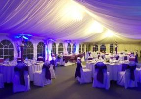 Venue Mood Lighting